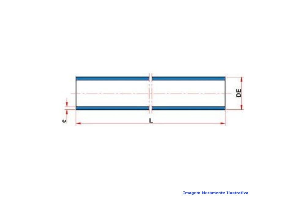TUBO CPVC INDUSTRIAL SCH80 TIGRE C/6 MT DN 1.1/4