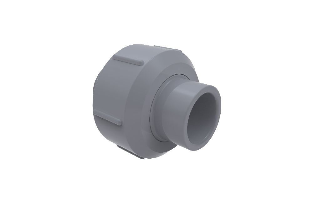 União - CPVC - PVC