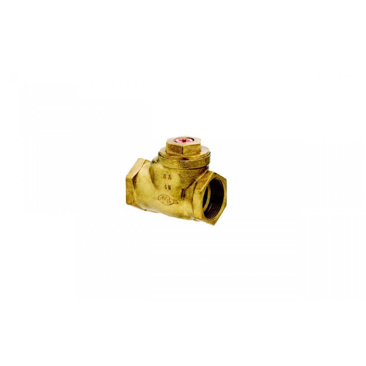 Válvula de Retenção com Portinhola com O'ring - Referencia: 053