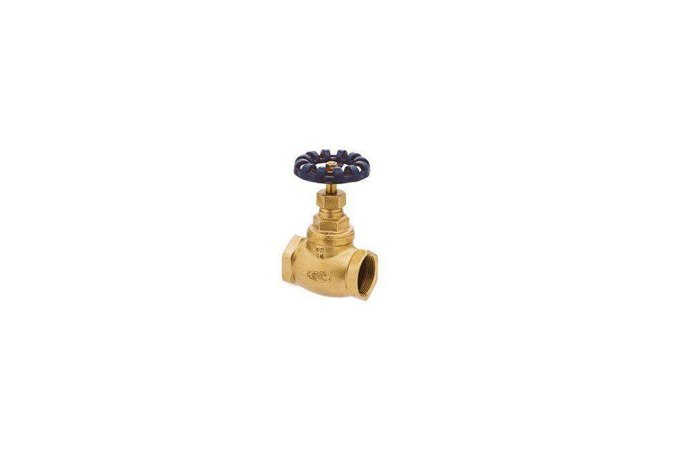 Válvula Globo de Bronze 125 Teflon ( 104 )