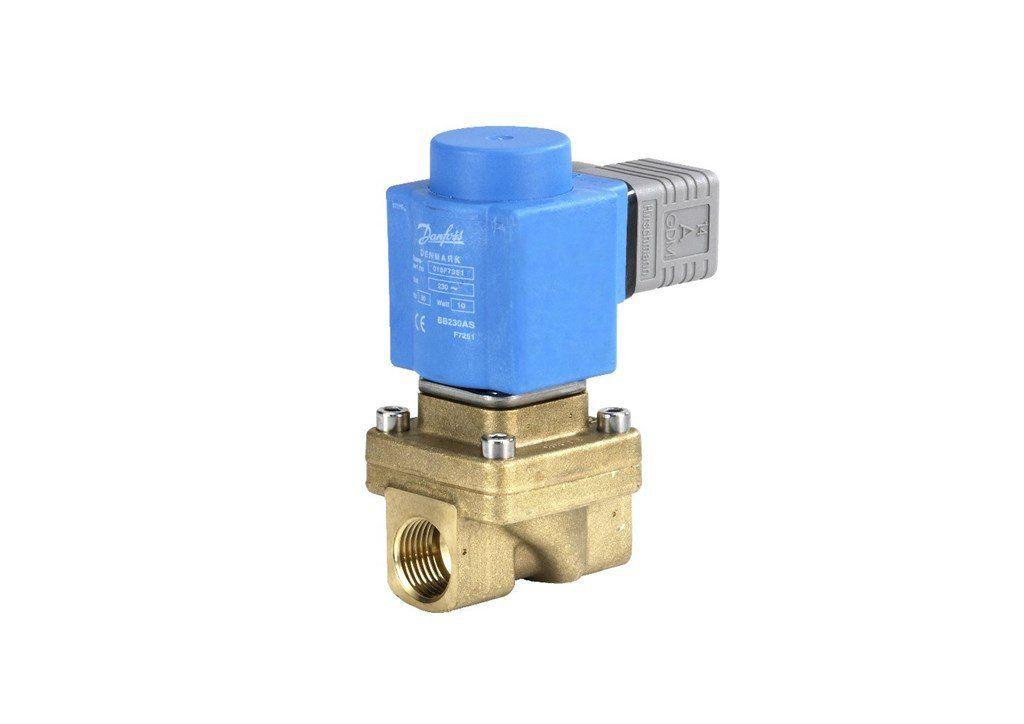 Válvulas solenoides 2/2 vias operadas com içamento assistido ( EV250B )