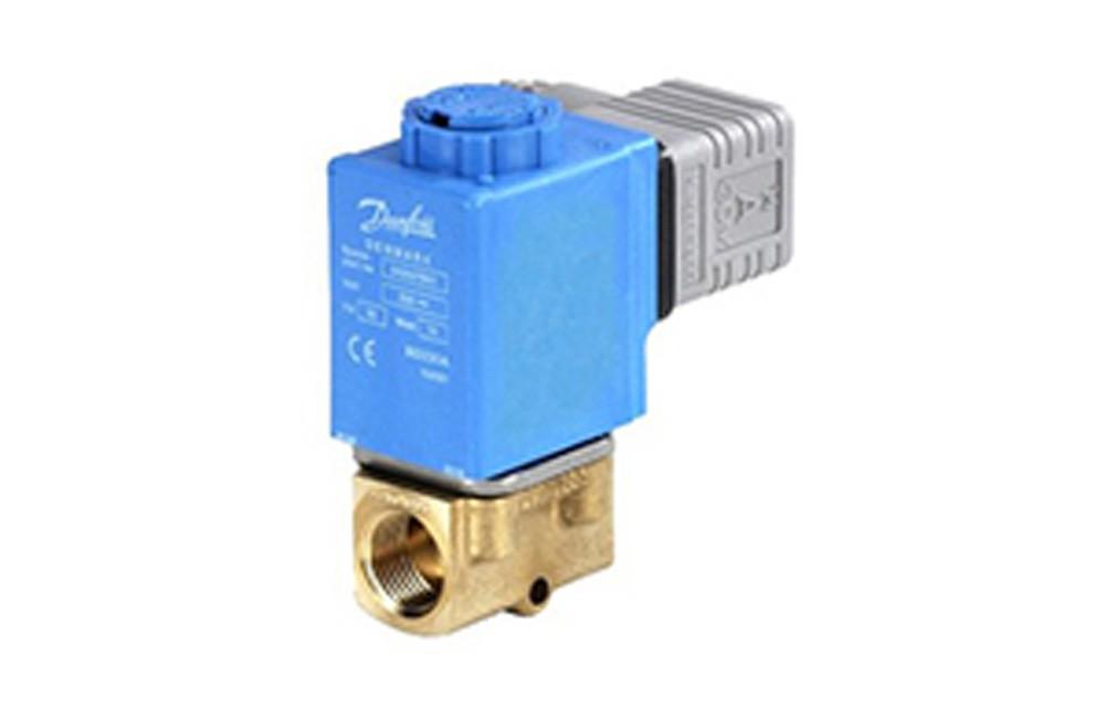 Válvulas solenoides de 2/2 vias com operação direta (  EV210B )