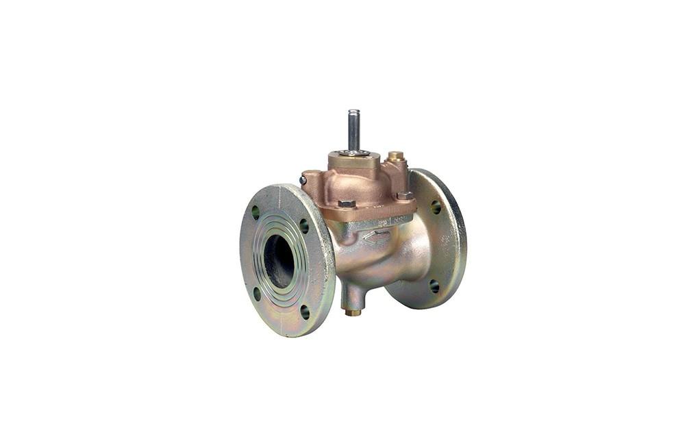 Válvulas solenoides de 2/2 vias com servo-operação EV220B