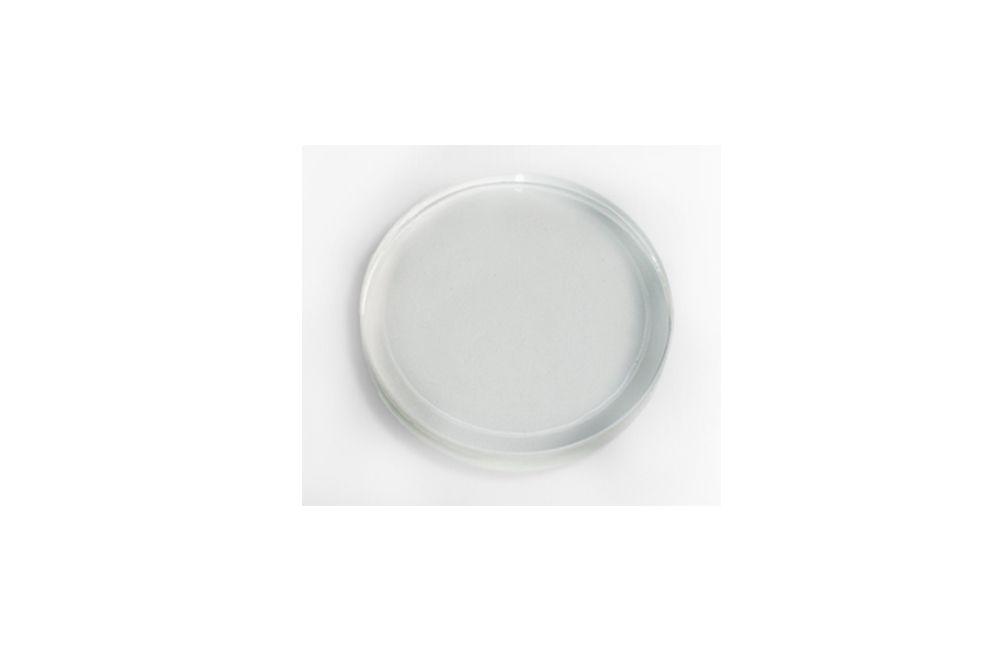 Visor de Vidro Circular