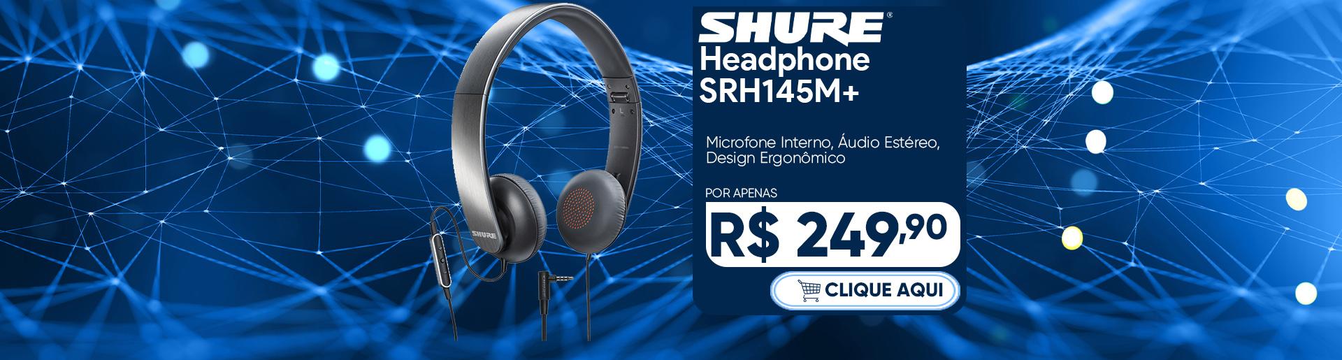 Headphone Shure