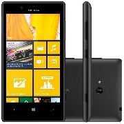 USADO: Nokia Lumia 720 3g Tela 4,3' 8gb Windows Phone 8