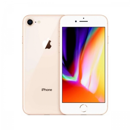 Apple iPhone 8 64gb Tela 4.7' Cam 12mp Anatel - Usado