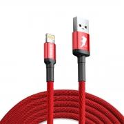 Cabo Premium Para Iphone E Ipad Reforçado 1,5M Viribus
