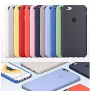 Capa Case Silicone Apple Iphone 7 Plus 8 Plus Lacrado Original