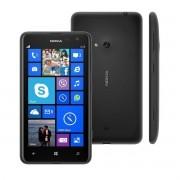 Celular Básico 4G Nokia Lumia 625 8GB Tela 4.7 Mp3 Radio Fm