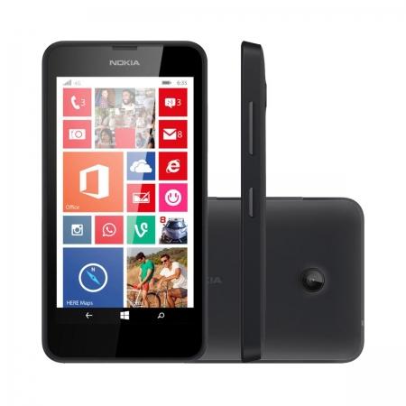Celular Básico Nokia Lumia 635 8Gb Wi-Fi 4G Anatel Usado