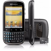 Celular Básico Qwerty Dual Motorola Xt317 Mp3 Fm 3g (Usado)