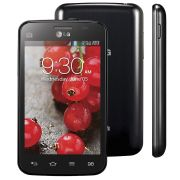 Smartphone Lg Optimus L4 Ii E465 Tela 3.8' 3g Wi-fi TV Digital Usado