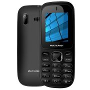 Celular Multilaser Up P9017 3g Dual Chip Bluetooth Rádio FM mp3 Novo