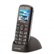Celular Multilaser Vita P9091 3G  Dual Botão SOS Para Idoso Novo