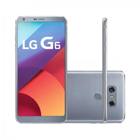 LG G6 Dual H870 32gb 4gb Ram 13mp 5.7' - Seminovo