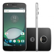 USADO: Moto Z Play Xt1635 4g 32gb Tela 5.5' 3gb Ram 16mp Open Box