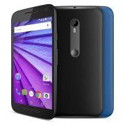 USADO: Motorola Moto G3 Dtv Xt1544 16gb Cam 13mp Anatel Outlet