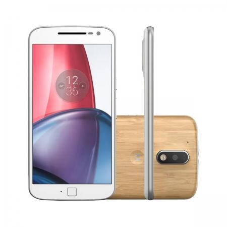 Motorola Moto G4 Plus Dual XT1640 32GB 16MP - Seminovo