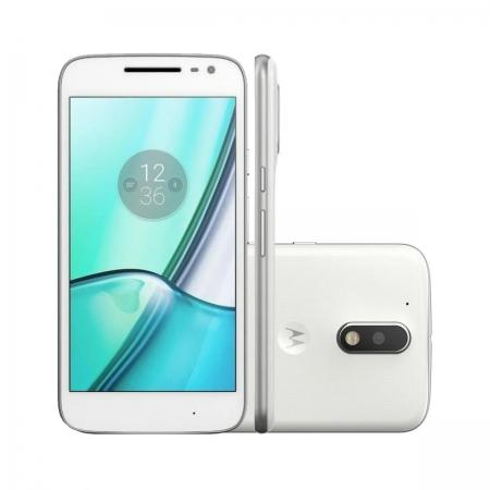 Motorola Moto G4 XT1626 DTV Dual Tela 5.5' 16GB - Seminovo