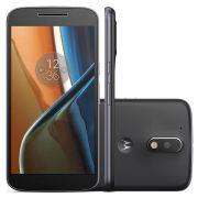 Smartphone Motorola Moto G4 XT1626 DTV Dual Tela 5.5' 4G 16GB 13MP Anatel (Outlet)