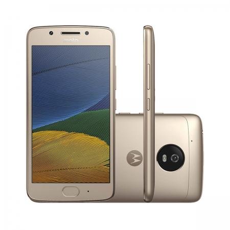 Motorola Moto G5 XT1672 32GB Dual Tela 5' 13MP - Usado