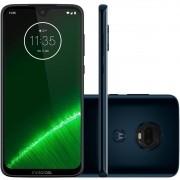 Motorola Moto G7 Plus Xt1965 64gb Tela 6.3' 4gb Ram (Novo Open Box)