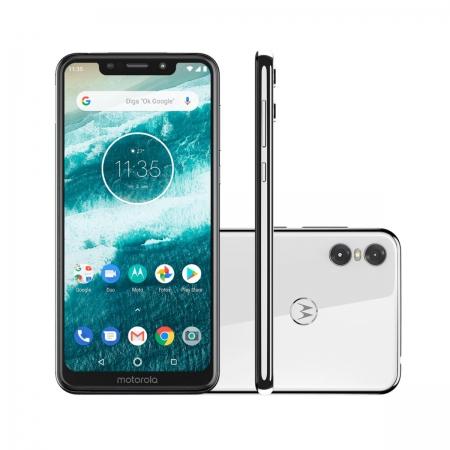Motorola Moto One Xt1941 64gb Tela 5,9' - Usado