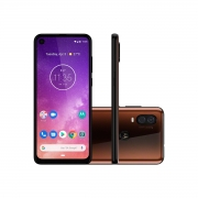 Motorola One Vision 128gb 4gb Ram 6.3' - Mostruário