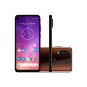 Motorola One Vision Dual Xt1970 128gb 4gb Ram Tela 6.3 Mostruário
