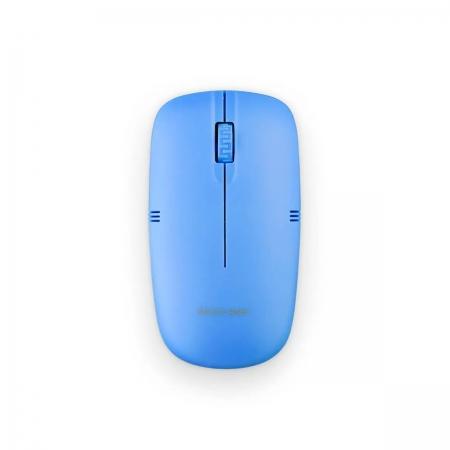 Mouse Optico Sem Fio Super Leve Multilaser 1200Dpi - Mo288