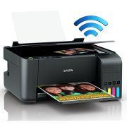 Impressora Multifuncional Epson Ecotank L3150 Colorida Wi-fi