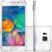 Smartphone Samsung Galaxy Alpha G850 Tela 4.7' 4g 32gb 12mp Vitrine 2