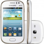 Samsung Galaxy Fame Duos S6812 4GB Tela 3.5 Wi-fi 3G Android (Open Box)