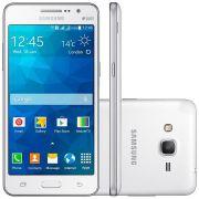 Smartphone Samsung Galaxy Gran Prime Duos G530 Tela 5.0' 3g 8gb 8mp Anatel