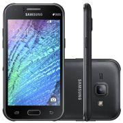 Smartphone Samsung Galaxy J1 J100 Dual Preto 4gb Wi-fi 3g 5mp Vitrine
