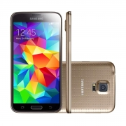 Samsung Galaxy S5 G900 4g 16g Tela 5.1 Cam 16mp Usado