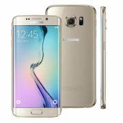 Smartphone Samsung Galaxy S6 Edge Plus G928 Tela 5.7' 4g 32gb 16mp Usado Tela trincada