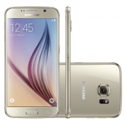 Samsung Galaxy S6 G920 32gb 3gb Ram Tela 5.1 16mp Burn-in