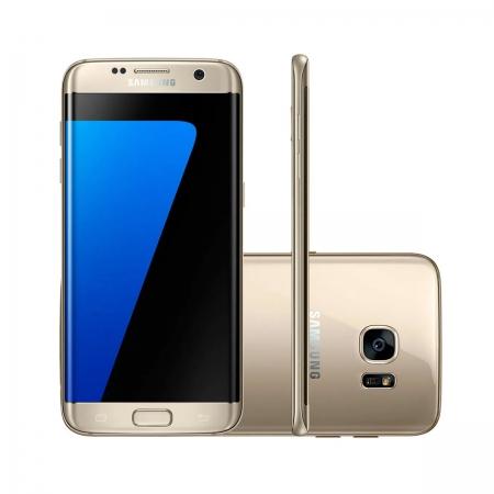 Samsung Galaxy S7 Edge G935 32GB Tela 5.5 4gb Ram Mancha