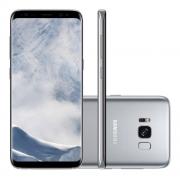 Samsung Galaxy S8 G950 64gb Tela 5.8' 4gb Ram Cam 12+8mp