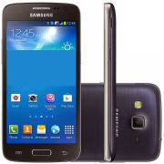 Smartphone Samsung Galaxy Siii Slim G3812 Dual Tela 4.5' 8gb 3g 5mp Vitrine 2 Bolha na Tela