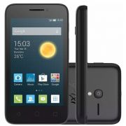 Smartphone Alcatel Pixi 3 Dual 4013k 4GB Tela 3.5' Anatel (Outlet)