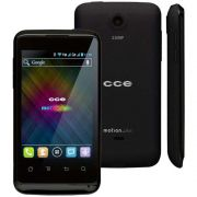Smartphone Cce Motion Plus Sk351 Dual Chip 3g Wifi Android Vitrine