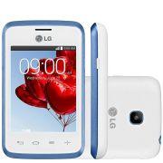 """Smartphone Lg L20 D107 Tri Chip Tela 3.0"""" 3g 4gb 2mp Usado"""