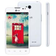 Smartphone LG L65 D285 3g Dual 4gb Tela 4.3' Cam 5mp Anatel