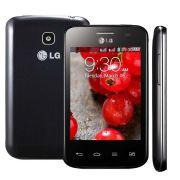 Smartphone Lg Optimus L3 E435 Dual Tela 3.2' 3g 4gb 3mp Wi-fi Usado