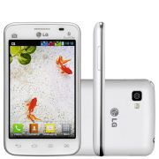 LG Optimus L4 Il Dual 3g E467 4gb Tv Digital Anatel Outlet