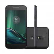 Smartphone Moto G4 Play Dtv Xt1603 16gb Wifi 4g Usado