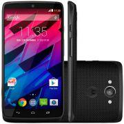 Smartphone Motorola Moto Maxx Xt1225 Tela 5.2' 4g 64gb 20.7mp Vitrine com Burn-in